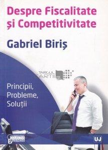 Despre fiscalitate si competitivitate