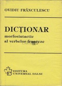Dictionar morfosintactic al verbelor franceze