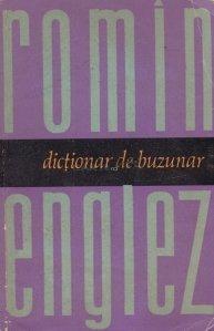 Dictionar de buzunar romin-englez