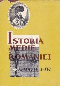 Istoria medie a Romaniei - Partea intai