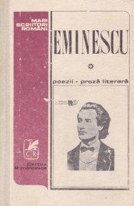 Poezii. Proza literara