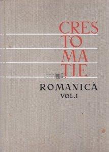 Crestomatie romanica
