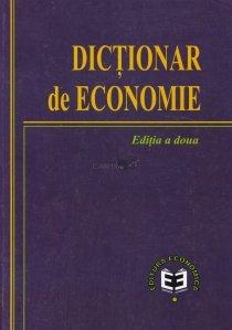Dictionar de economie
