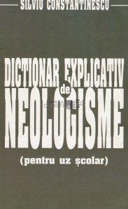 Dictionar explicativ de neologisme