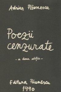 Poezii cenzurate