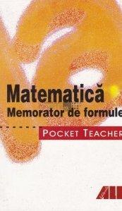 Matematica. Memorator De Formule