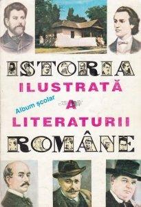 Istoria ilustrata a literaturii  romane