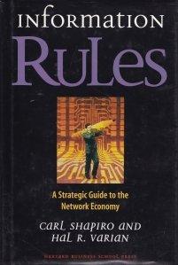 Information rules / Regulile informatiei