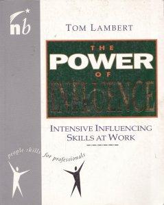 The power of influence / Puterea influentei