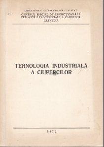 Tehnologia industriala a ciupercilor