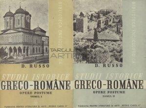 Studii istorice greco-romane
