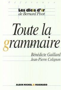 Toute la grammaire / Toata gramatica