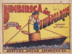 Bimbirica in submarin