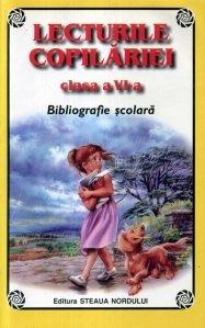 Lecturile copilariei - Bibliografie scoara