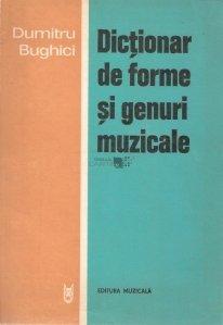 Dictionar de forme si genuri muzicale