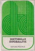 Dictionar diplomatic