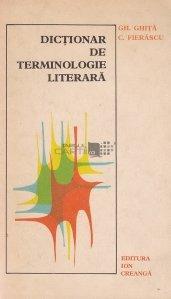Dictionar de terminologie literara