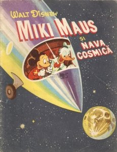 Miki Maus si nava cosmica
