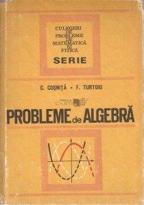 Probleme de algebra