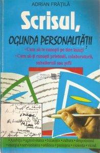 Scrisul, oglinda personalitatii
