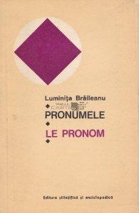 Pronumele. Le pronom