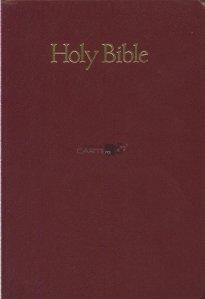 Holy Bible / Sfanta Biblie