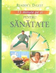 15 minute pe zi pentru sanatate