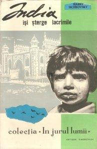 India isi sterge lacrimile