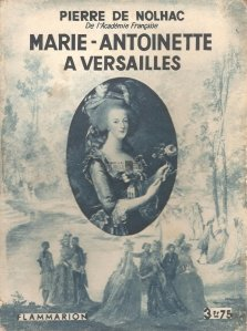 Marie-Antoinette a Versailles