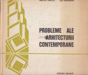 Probleme ale arhitecturii contemporane