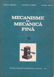 Mecanisme de mecanica fina