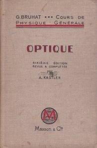 Optique / Curs de fizica generala - Optica