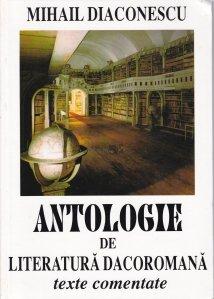 Antologie de literatura dacoromana