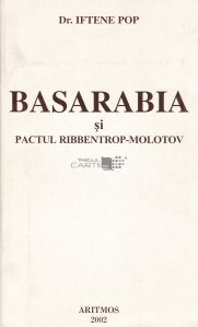 Basarabia si pactul Ribbentrop-Molotov