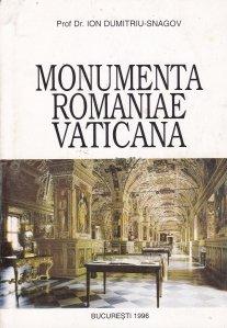 Monumenta Romaniae Vaticana