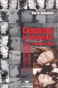 Ceausescu la Targoviste