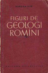 Figuri de geologi romini