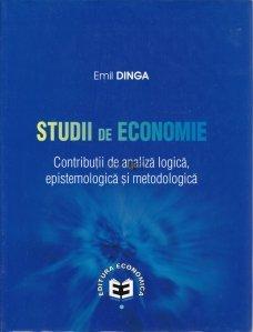 Studii de economie