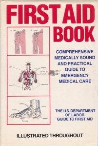 First Aid Book / Ghid de prim ajutor