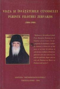 Viata si invataturile Cuviosului parinte Filothei Zervakos
