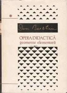 Opera didactica