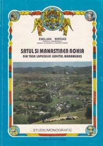 Satul si manastirea Rohia