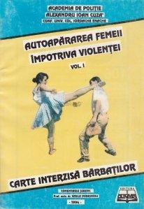 Autoapararea femeii impotriva violentei
