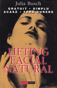 Lifting facial natural