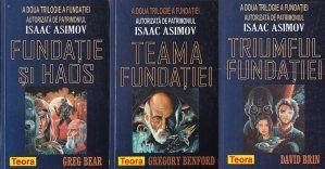 A doua trilogie a Fundatiei