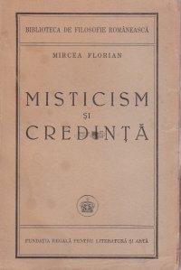 Misticism si credinta