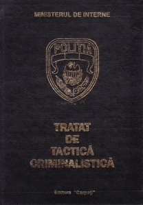 Tratament de tactica criminalistica