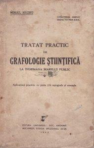 Tratat practic de grafologie stiintifica