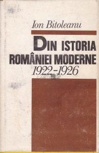 Din istoria Romaniei moderne