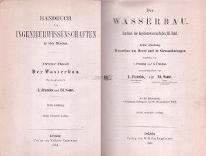 Handbuch der Ingenieurwissenschaften / Manual de stiinte ingineresti: Hidraulica